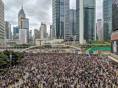 2019–20 Hong Kong protests