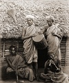 A group of Irula men photographed (1871-72).