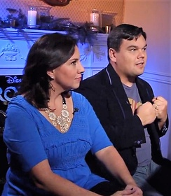 Kristen and Robert Lopez interviewed on Dulce Osuna in 2019