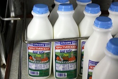 Lifeway, a company based in Chicago and started by a Russian immigrant, is a big producer of Russian dairy products