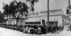 Nestor Studio, Hollywood's first movie studio, 1912