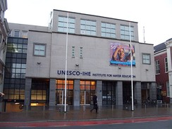UNESCO Institute for Water Education in Delft