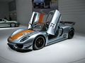 The 918 RSR concept at the Geneva Motor Show 2011