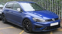 Golf R hatchback (facelift)