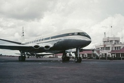 BOAC Comet 1 was the first passenger jet airliner