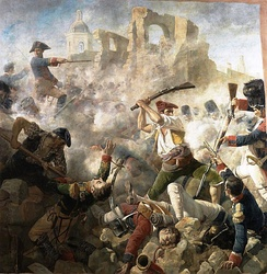 Third Siege of Girona (1809), Peninsular War against Napoleon