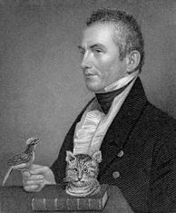 Charles Waterton established the first nature reserve in 1821.