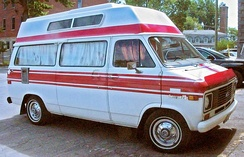 1971 Chevrolet G20 (recreational vehicle)