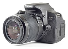 Canon EOS 650D, a Canon entry-level DSLR