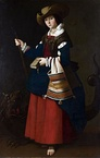 St. Margaret as a shepherdess, 1631 National Gallery