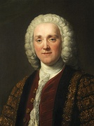 George Grenville born 14 October