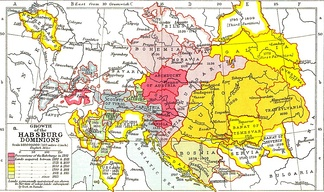 Growth of the Habsburg Monarchy