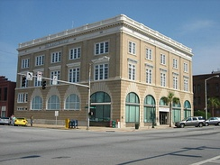 The Rosenberg Brothers Department Store, now headquarters of The Albany Herald