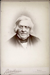 Jules Michelet, later in his career.