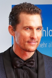 Matthew McConaughey, Outstanding Performance by a Male Actor in a Leading Role winner
