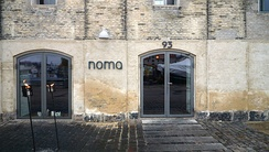 Noma is an example of Copenhagen's renowned experimental restaurants, and has gained two Michelin stars.