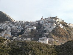 The community of Olympos