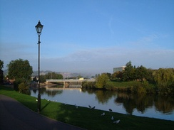 The River Exe