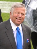 Robert Kraft: billionaire; owner of the New England Patriots; Chairman and CEO of the Kraft Group — Columbia College