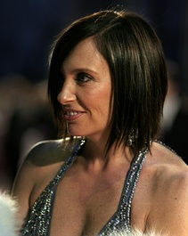 Collette at the Orange British Academy Film Awards in London's Royal Opera House in February 2007