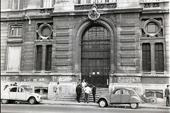 Occupation of the University of Lyon Law School, 1968