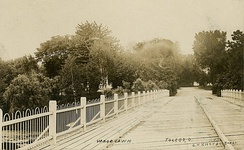 Woodlawn Cemetery, Toledo, Ohio, 1908