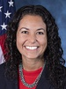 Xochitl Torres Small, official portrait, 116th Congress (cropped).jpg