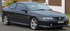The Monaro coupé was resurrected in 2001 as a low-volume niche model. Unanticipated overseas demand proved otherwise, with the Monaro selling in the UK as a Vauxhall Monaro and throughout the United States as the Pontiac GTO.[132]