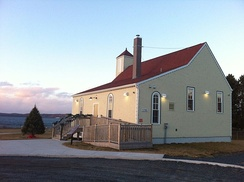 Africville Church (est. 1849) – rebuilt as part of the Africville Apology