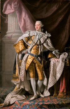 George III of the United Kingdom.