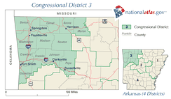 Arkansas's 3rd district