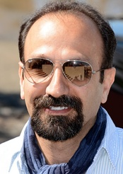 Photo of Asghar Farhadi in 2013.