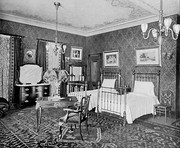 Fifth Avenue corner suite drawing room
