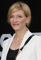 Cate Blanchett, Best Actress in a Motion Picture – Drama winner