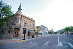 Downtown Cañon City, 2010