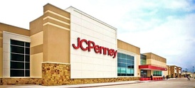 J. C. Penney big-box store in Houston, Texas in October 2009.