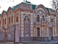 The synagogue of Kherson, Ukraine.