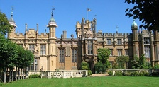 Knebworth House was used for the exterior of the 1989 Batman film