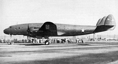 The first Lockheed Constellation on January 9, 1943