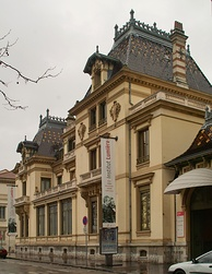 Their house in Lyon is now the Institut Lumière museum.