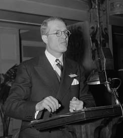 Luther Gulick (1892–1993) was an expert on public administration.