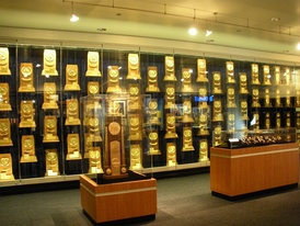 NCAA National Championship trophies, rings, watches