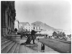 Oran from steps of City Hall, 1894