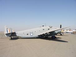 Retired PV-1 at the SAAF Museum