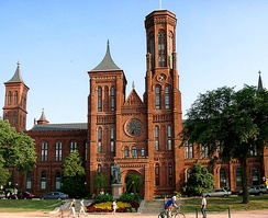 The Smithsonian Institution is the world's largest research and museum complex[152]
