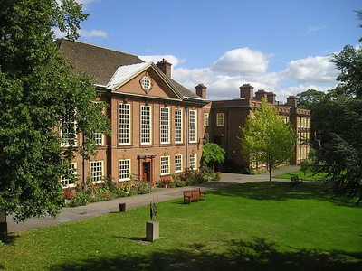 Somerville College, Oxford, UK