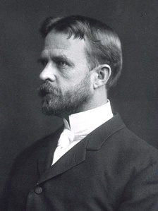 Thomas Hunt Morgan won the Nobel Prize in Physiology or Medicine in 1933 for discoveries elucidating the role that the chromosome plays in heredity.
