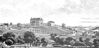 Tufts College, c. 1854
