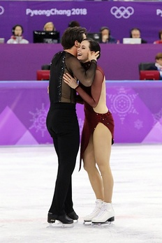 Free dance at 2018 Winter Olympics