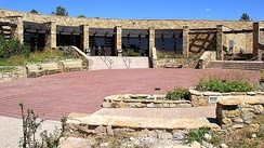 The Anasazi Heritage Center in Dolores